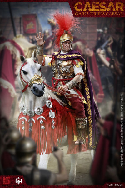1/6 Scale Julius Caesar Figure (Luxury Version) by HY Toys