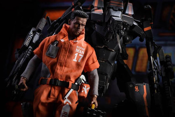 1/6 Scale Repairman Outfit Set (Version B) by VS Toys