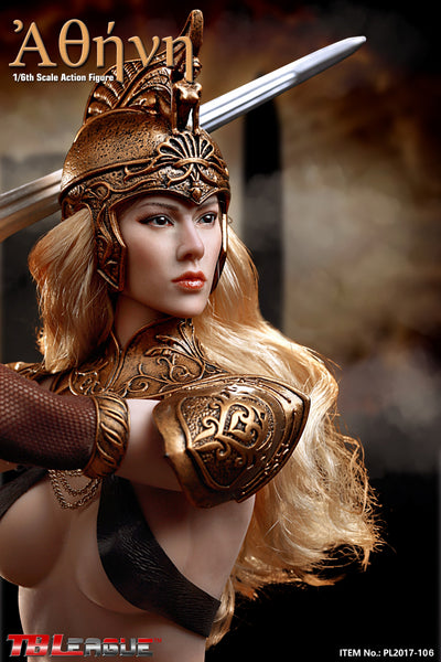 1/6 Scale Athena Figure by TBLeague