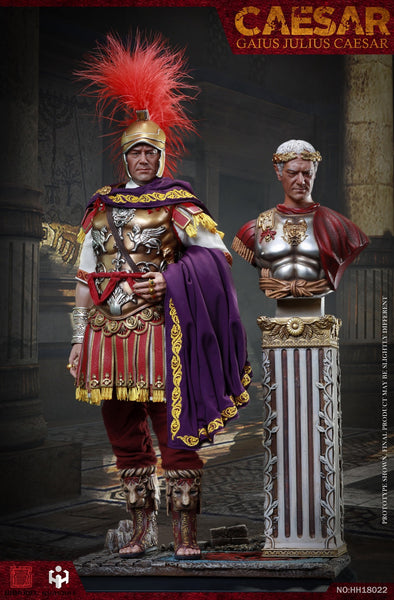 1/6 Scale Julius Caesar Figure (Deluxe Version) by HY Toys
