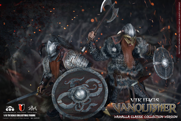 1/6 Scale Vikings Vanquisher Figure Set (Valhalla Suite) by COO Model