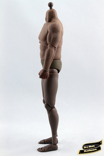 1/6 Scale Muscular Body