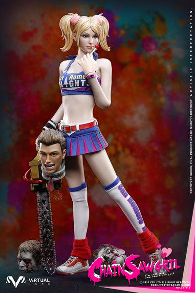 1/6 Scale Chainsaw Girl Figure by Virtual Toys VTS