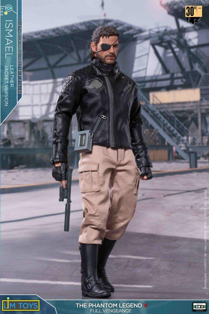 1/6 Scale Ismael Figure by LIM Toys
