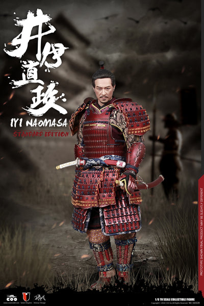 1/6 Scale Naomasa The Scarlet Yaksha Figure (Standard Edition) by COO Model
