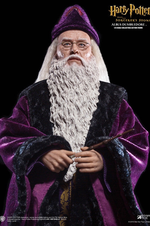 1/6 Scale Albus Dumbledore (Deluxe Version) Figure by Star Ace Toys