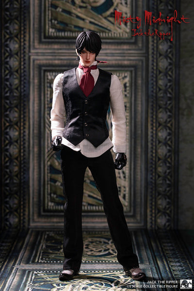 1/6 Scale Misty Midnight - Jack the Ripper Figure (Standard Version) by RingToys