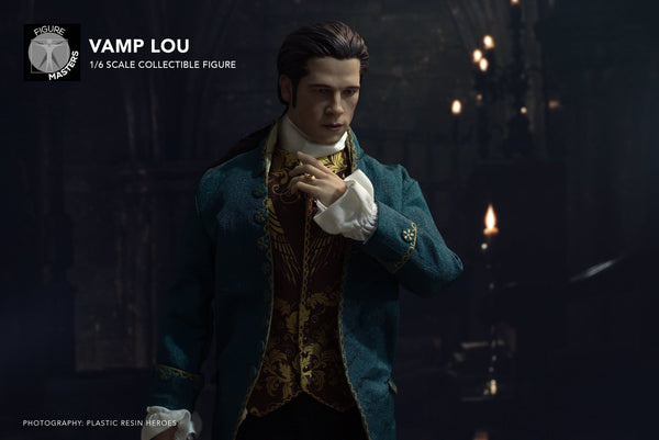 1/6 Scale Vampire Louis Figure by FigureMasters