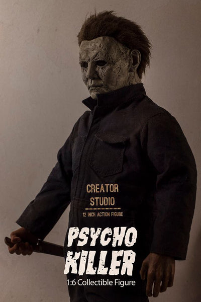1/6 Scale Psycho Killer Figure by Creator Studio