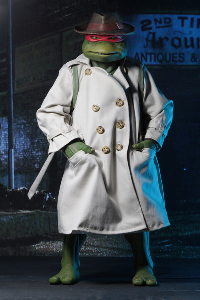 1/4 Scale Teenage Mutant Ninja Turtles (1990 Movie) Raphael Figure (In Disguise Version) by NECA