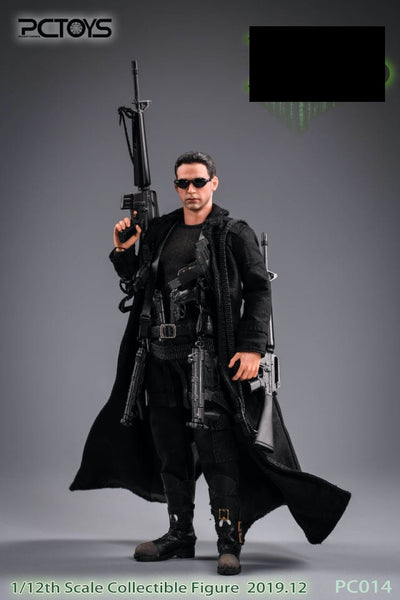 1/12 Scale The One Figure by PCToys
