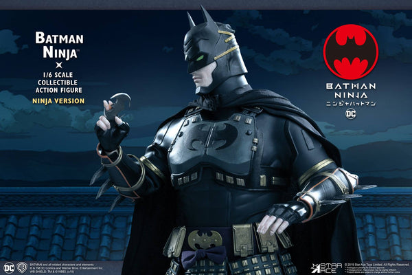 1/6 Scale Batman Ninja Figure (Standard Ninja Version) by Star Ace Toys