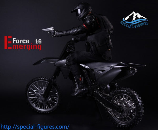 1/6 Scale Emerging Force Figure by Special Figures