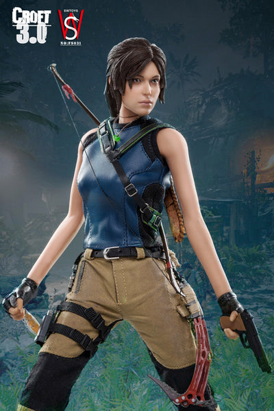 1/6 Scale Croft 3.0 Figure by SW Toys