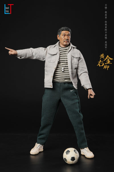 1/6 Scale Shaolin Soccer Golden Leg Fung Figure by Last Toys