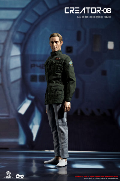 1/6 Scale Creator David 8 Figure by King of Figures