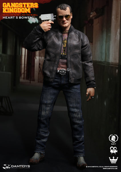 1/6 Scale Heart 5 Bowen Figure by DamToys