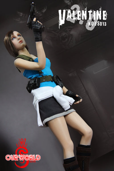 1/6 Scale RE3 Valentine 2.0 Figure by SW Our World