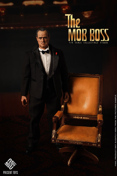 1/6 Scale The Mob Boss Figure by Present Toys
