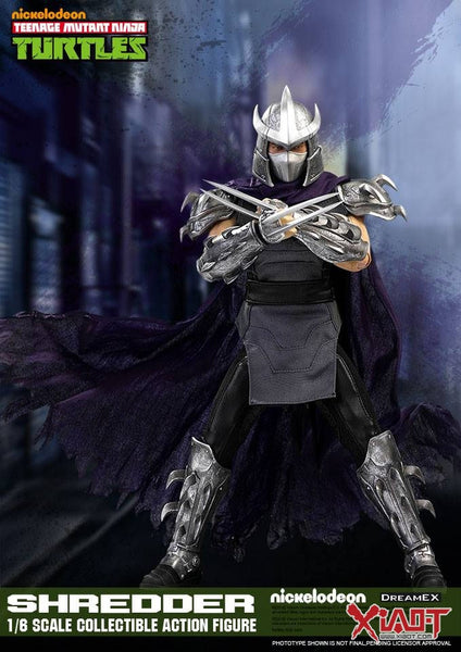 1/6 Scale Shredder Teenage Mutant Ninja Turtle Figure by DreamEX