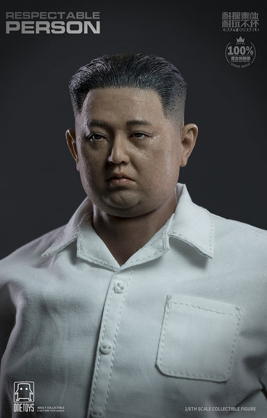 1/6 Scale Dictator Kim Figure by OneToys