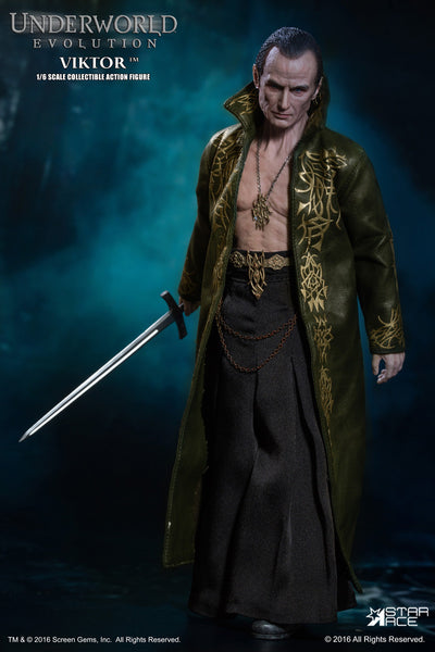 1/6 Scale Underworld 2: Evolution Viktor Figure (Limited Edition) by Star Ace Toys