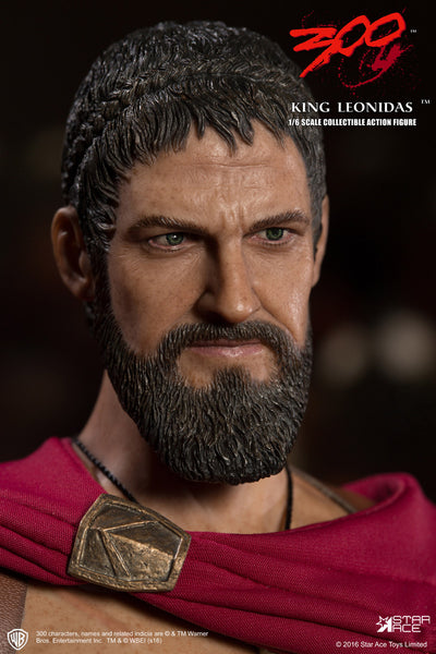 1/6 Scale King Leonidas 300 Figure by Star Ace Toys