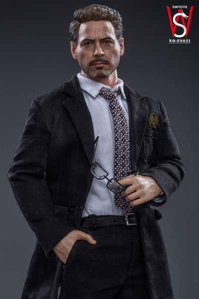 1/6 Scale 1970 Stark Figure by SW Toys