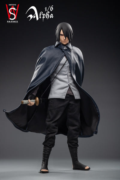 1/6 Scale Alpha Sasuke Figure by SW Toys