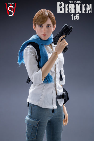 1/6 Scale RE6 Birkin Figure by SW Our World