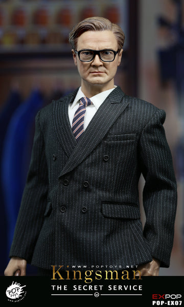 1/6 Scale Kingsman The Secret Service Figure by Pop Toys