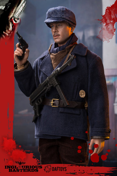 1/6 Scale Inglourious Basterds Raine Figure by DAFTOYS