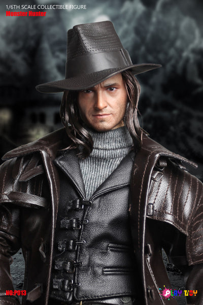 1/6 Scale Monster Hunter Helsing by Play Toy