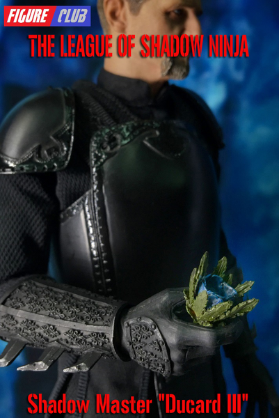 1/6 Scale The League of Shadows Ducard III Figure by Figure Club