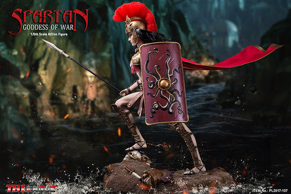 1/6 Scale Spartan Goddess of War Figure by TBLeague