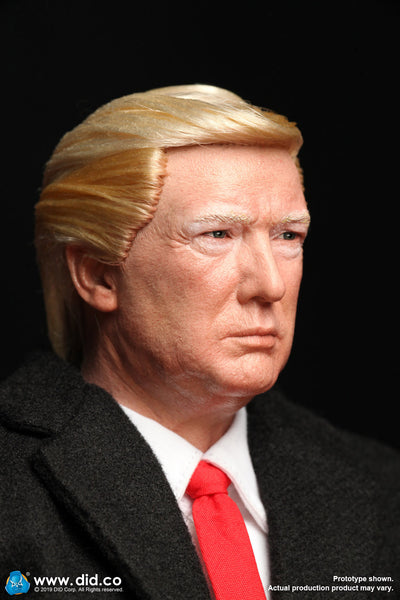 1/6 Scale Donald Trump 2020 Figure by DID