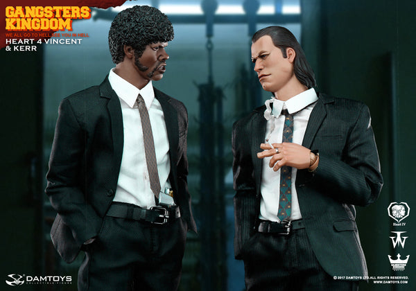 1/6 Scale Heart 4 Vincent and Kerr Figures by DamToys