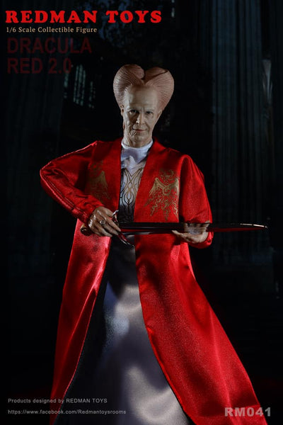 1/6 Scale Dracula Red 2.0 Figure by Redman Toys