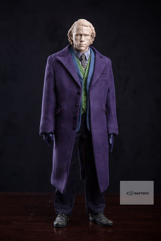 1/6 Scale Joker Outfit Set by DAFTOYS