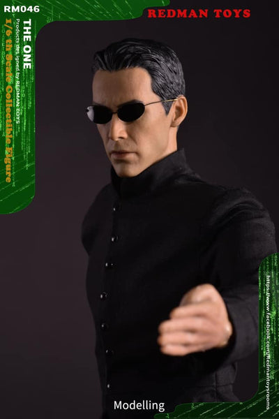 1/6 Scale The One Reloaded Figure by Redman Toys