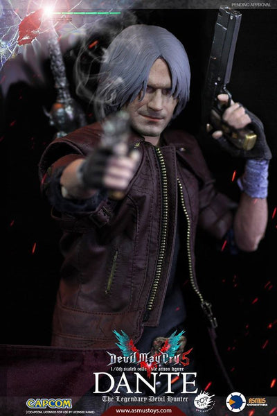 1/6 Scale Devil May Cry 5 - Dante Figure by Asmus Toys