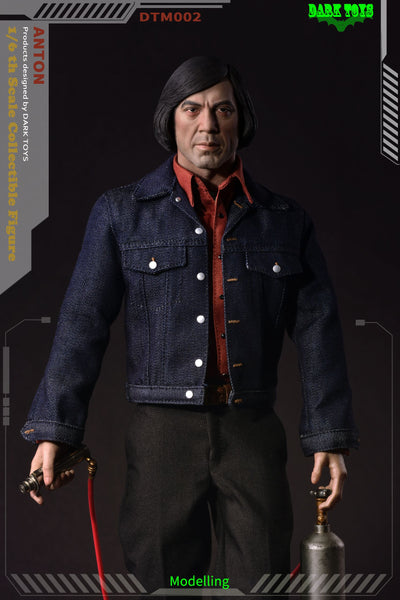 1/6 Scale Anton Figure by Dark Toys
