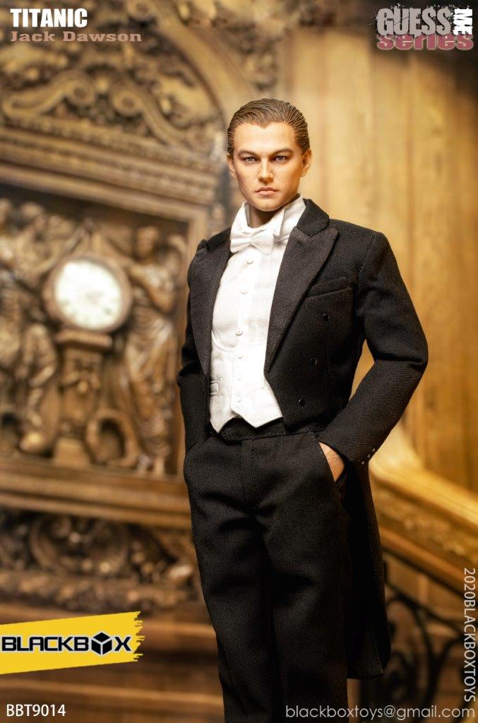 1/6 Scale Jack Figure (Tuxedo Version) by BlackBox Toys