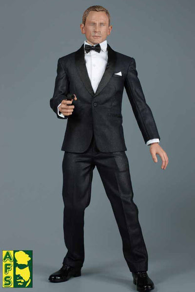 1/6 Scale Midnight Blue Tuxedo by AFS