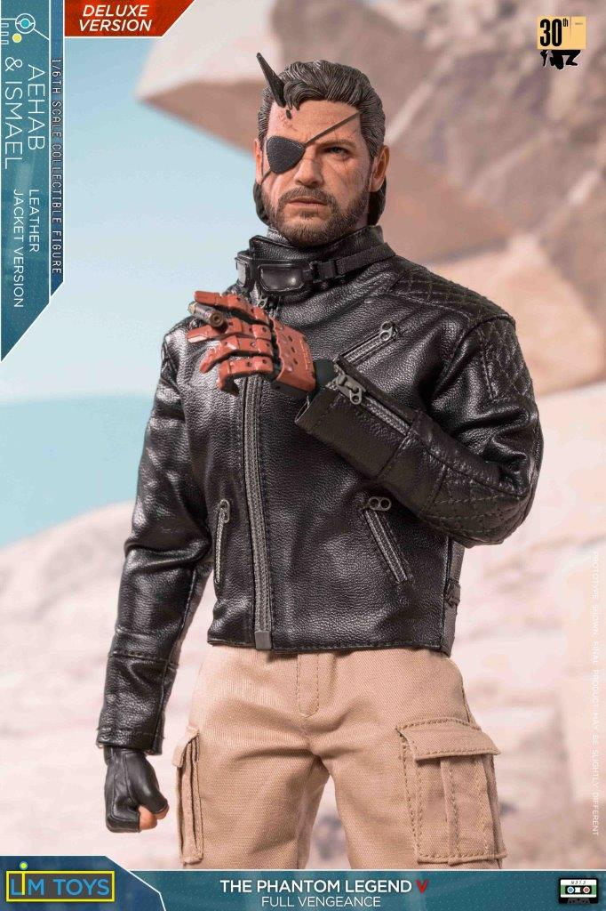 1/6 Scale Ismael & Aehab Deluxe Figure by LIM Toys