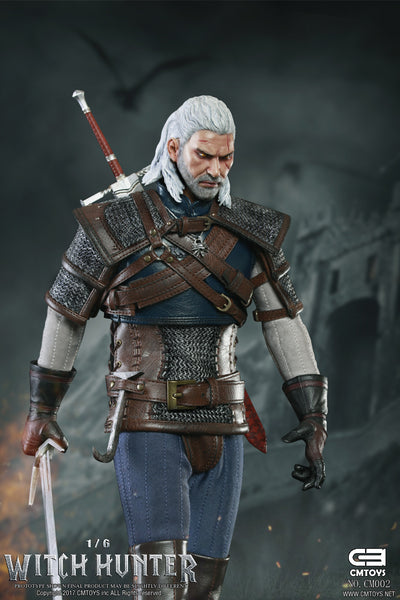 1/6 Scale Witch Hunter Figure by CMToys