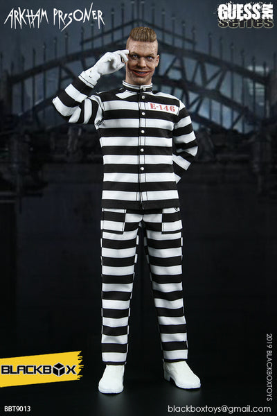 1/6 Scale Arkham Prisoner Jerome Figure by Blackbox Toys