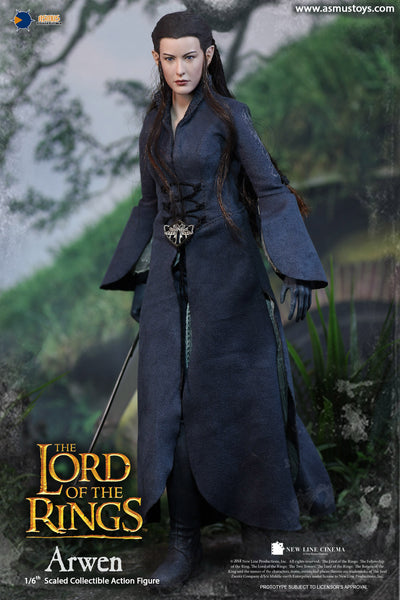 1/6 Scale The Lord of the Rings - Arwen Figure by Asmus Toys