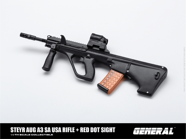 1/6 Scale STEYR AUG A3 SA USA Rifle by General