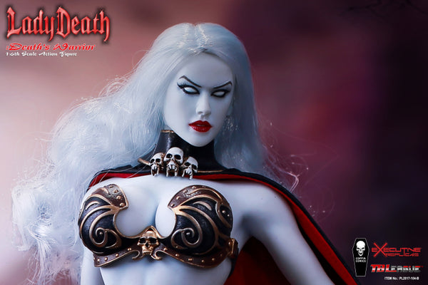 1/6 Scale Lady Death: Death's Warrior 2.0 Figure by TBLeague